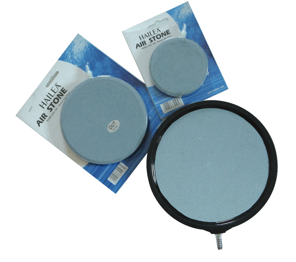 "VolumeAir Round Ceramic Airstone 150mm (6"")"