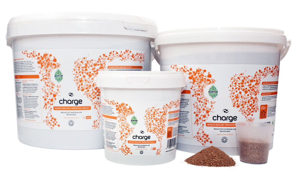 Charge Soil & Coco Conditioner 1 Litre Tub